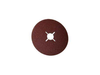 Disque fibre Ø 115 mm grain 80
