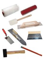Outils à main pour la préparation des sols : débulleurs, couteaux...