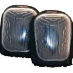Kneepads with hull